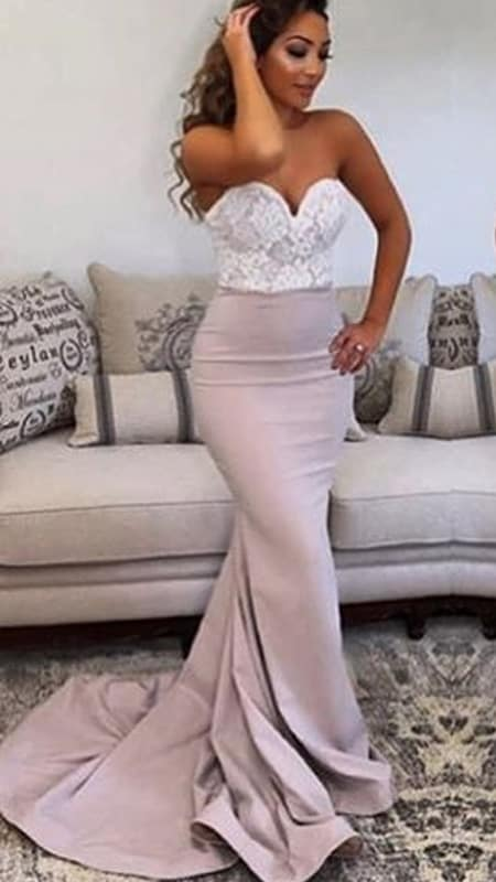 Vanessa Gown Ball Dress Hire